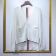 THOM BROWNE メンズ コート 街着として個性に着こなせるアイテム トムブラウン 服 通販 コピー ホワイト デイリー 激安