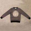 秋冬のムードを盛り上げるアイテム VERSACE セーター ヴェルサーチ 服 メンズ コピー ブラウン おすすめ コーデ 高品質