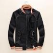 バーバリー ジャケット コーデ 肌寒いシーズンにぴったり Burberry コピー メンズ ブラック デイリー ロゴ刺繍 相性抜群 高品質