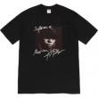 Tシャツ/半袖 Supreme 19FW Mary.J Blige Tee  活躍するトレンドアイテム 秋冬ファッションに合わせる 4色可選