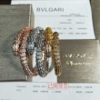 ブルガリ ブレスレット 蛇 優れた光沢感で大歓迎 人気新作 レディース BVLGARI コピー コーデ デイリー 多色可選 最低価格