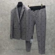 価値大の2019SS秋冬アイテム FENDI  スーツ  爽やかで清潔感のある  高い人気