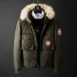 2色可選 見た目に温かみがある  メンズ ダウンジャケット 今年の冬のトレンドデザイン カナダグース Canada 着こなしをマスターする