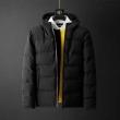 BURBERRY シンプルでまとまりがちなファッション ダウンジャケット メンズ ちょっとよそゆきな日もOK  バーバリー 2019秋冬憧れスタイル