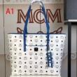 3色可選 洗練されたチェックコーデに 2019秋冬憧れスタイル エムシーエム MCM ハンドバッグ