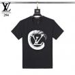 春夏トレンドを取り入れる 3色可選 半袖Tシャツ 大人フェミニンスタイル ルイ ヴィトン LOUIS VUITTON