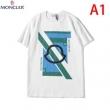 Tシャツ メンズ モンクレール コーデをキラリと華やぐアイテム MONCLER コピー 3色可選 おしゃれ 安価 8002550809E3034