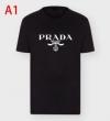 Tシャツ メンズ PRADA コーデに季節感をプラス プラダ コピー 激安 2020限定 通勤通学 多色可選 ロゴ ストリート 品質保証