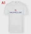 Tシャツ メンズ MONCLER コーデにシックさをプラス モンクレール コピー 服 多色可選 コットン ロゴ入り ブランド 格安