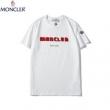 究極的なシンプルさが漂うモデル モンクレール Tシャツ 値段 MONCLER メンズ スーパーコピー ロゴ 黒白 ストリート VIP価格