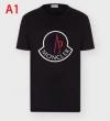 軽やかなスタイルアップ モンクレール Tシャツ メンズ MONCLER コピー 多色 ロゴ入り コーデ 2020限定 ストリート 最高品質