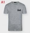 ドルチェ Tシャツ コピー おしゃれ度を高める大本命 Dolce & Gabbana メンズ 多色可選 2020人気 シンプル デイリー 手頃価格