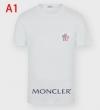 MONCLER Tシャツ メンズ カジュアルスタイルにおすすめ モンクレール 激安 スーパーコピー 多色 おしゃれ 品質保証