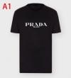 プラダ Tシャツ サイズ 華奢感を出すアイテム PRADA メンズ ソフト 通気性抜群 スーパーコピー 限定通販 ブランド 高品質