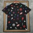 デイリースタイルを軽くなる  2色可選 半袖Tシャツ クロムハーツ 春夏の着こなし正解ポイント CHROME HEARTS