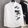 ドルカバ シャツ サイズ すっきりした印象に Dolce & Gabbana メンズ コピー ホワイト ロゴ カジュアル ブランド 格安