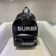 バーバリー バックパック メンズ 個性的なスタイルで大歓迎 Burberry コピー ブラック 2020人気 コーデ おしゃれ VIP価格