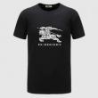 シックで都会的な印象に仕上げる  半袖Tシャツ 多色可選 春夏ファッションがもっと楽しくなる バーバリー BURBERRY