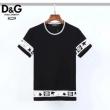 2色可選 いつもの着こなしをトレンドに変化  半袖Tシャツ 春夏におすすめの着こなし方ドルチェ&ガッバーナ Dolce&Gabbana