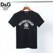 Dolce&Gabbana  2色可選 春夏ファッションがもっと楽しくなる 半袖Tシャツ デイリースタイルを軽くなる ドルチェ&ガッバーナ
