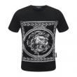 多色可選 どんなスタイルにも合わせやすい  半袖Tシャツ どんな装いにも馴染む フィリッププレイン PHILIPP PLEIN