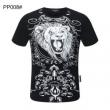 半袖Tシャツ かろやかなデザインを楽しめる  フィリッププレイン コーデに大人の雰囲気をプラス  3色可選 PHILIPP PLEIN