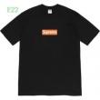 カジュアルコーデの定番 Supreme Box Logo Tee Tシャツ 個性的な印象に シュプリーム メンズ コピー 大人気 ブランド セール