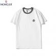MONCLER モンクレール Tシャツ 新作 実用性の高さを誇る限定品 メンズ スーパーコピー ブラック ホワイト ブランド セール